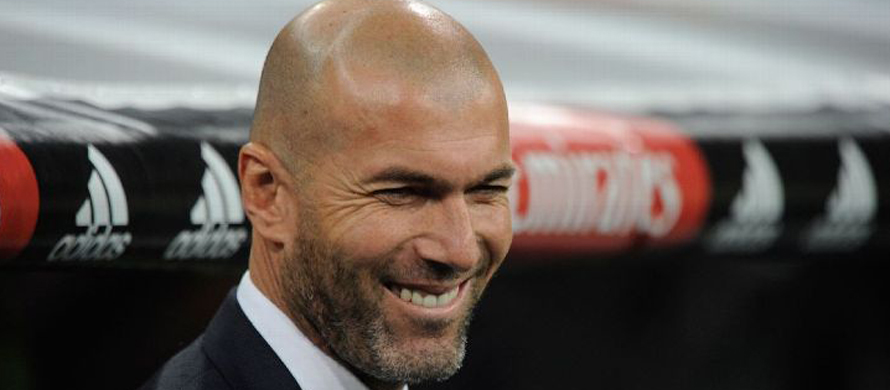 """""""Lucky"""" Zidane determined to win group"""