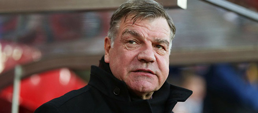Allardyce takes charge at Crystal Palace