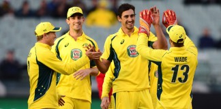 Starc and Marsh to miss Perth ODI against Pakistan