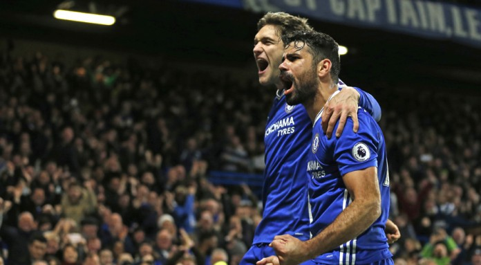 Record-chasing Chelsea face test from fired-up Spurs