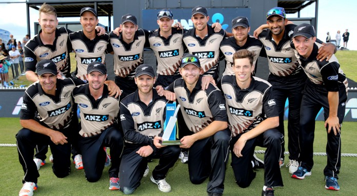 Anderson powers New Zealand to T20 sweep
