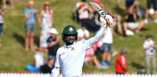 Shakib double ton crushes New Zealand