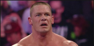 WWE: John Cena takes on Baron Corbin in SmackDown