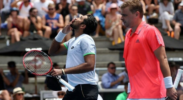 Aisam and Matkowski clinch ASB Classics doubles title