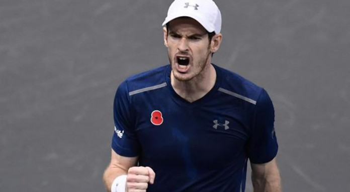 Shining knight Murray spurs maiden title bid