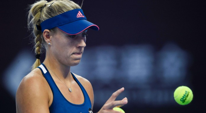 Kerber, Cibulkova survive scares in Brisbane