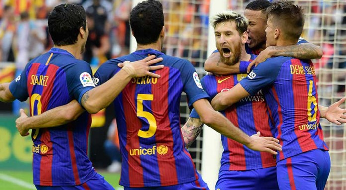 Barca rested and readied for vital January - Luis Enrique