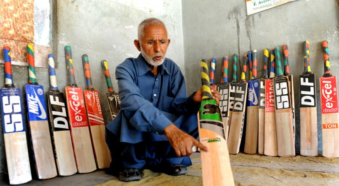 India bat makers say there's no stopping big hitters