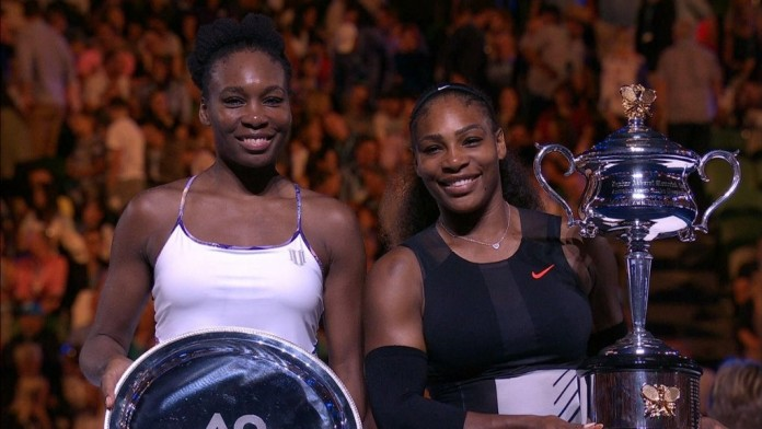 Serena beats Venus to win record 23rd Slam title