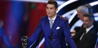 Ronaldo lambasts media campaign against him