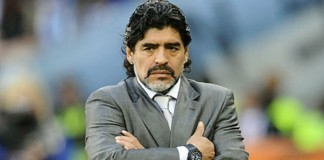Maradona backs 48-team World Cup ahead of FIFA meet