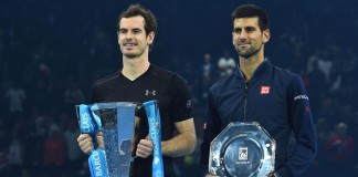 Djokovic still the biggest rival, says Murray