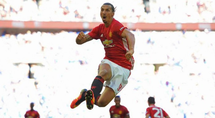 I've conquered England in three months says Ibrahimovic