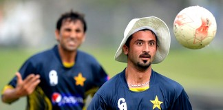 Junaid Khan likely to replace Irfan for Australia ODIs
