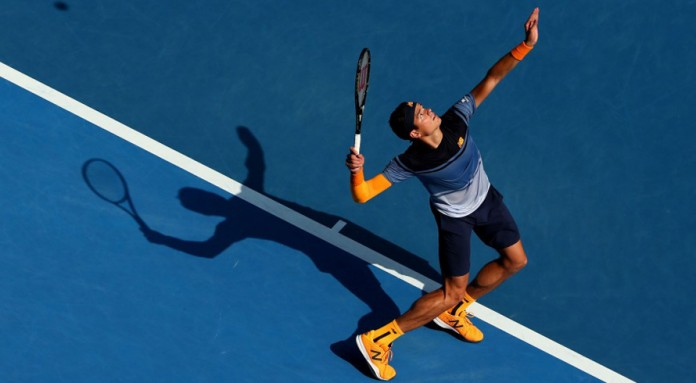 Raonic's bomb serve could explode Nadal bid