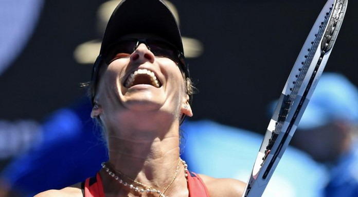 Tearful Lucic-Baroni extends fairytale into semis