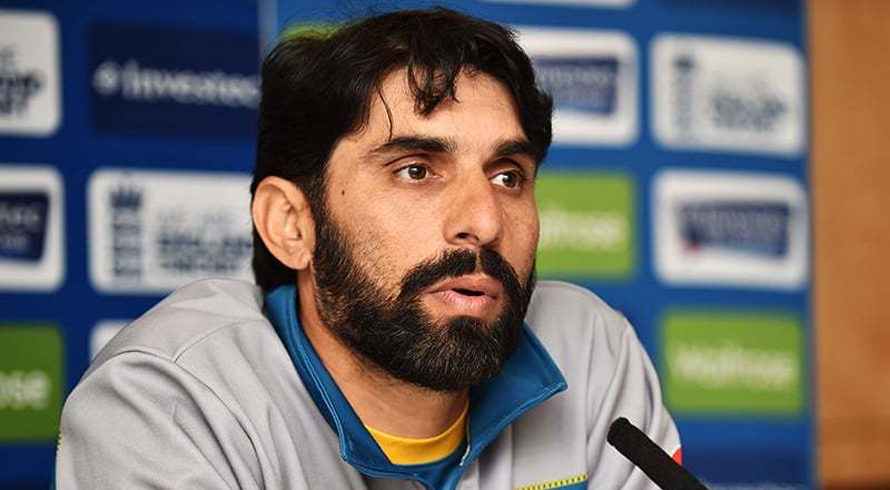 Misbah urges Pakistan to send talent to play in Australia