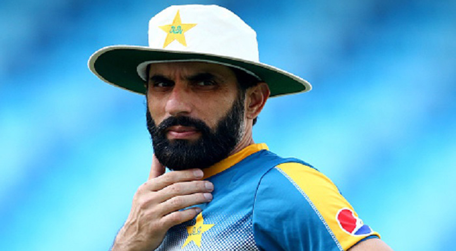 Former cricketers ask Misbah to retire
