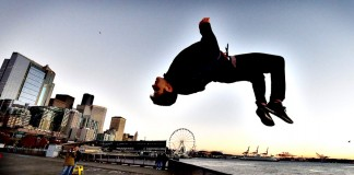 Britain officially recognises Parkour as a sport