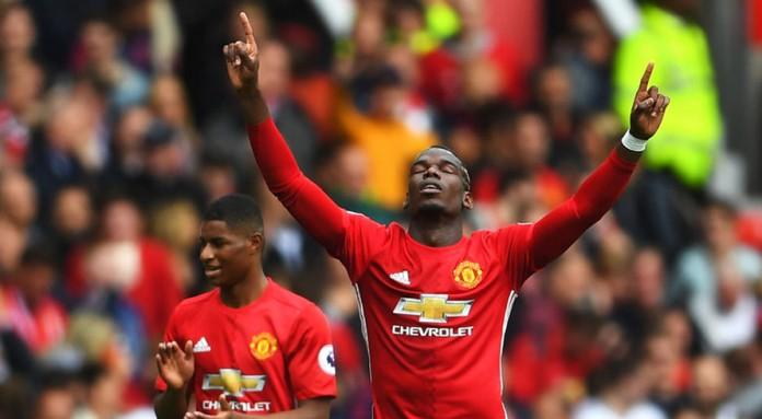 Pogba can be United captain, says Mourinho