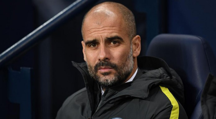I'm not going anywhere just yet, says Guardiola