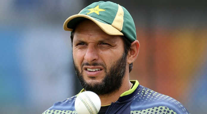 Afridi hails board's efforts for bringing international cricket in Pakistan