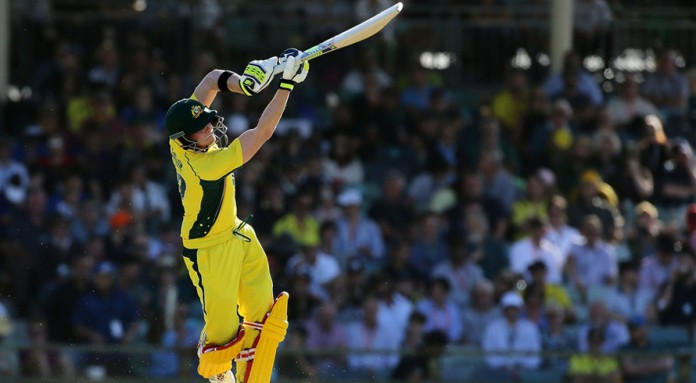 Smith, Handscomb lead Australia to a thumping win