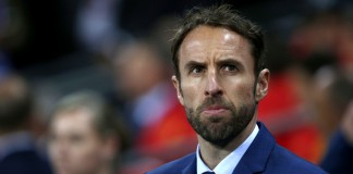 Southgate targets world number one ranking for England