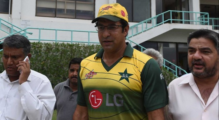 Local court issues arrest warrant for Wasim Akram