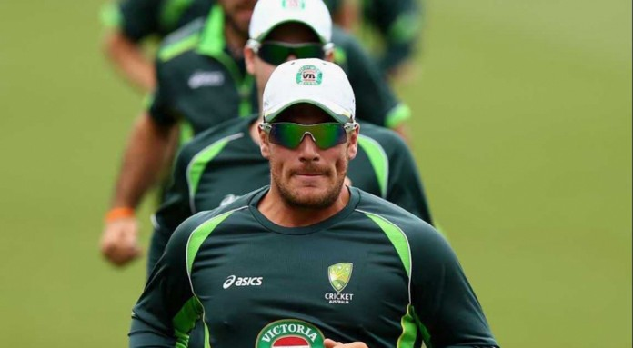 Finch to captain Aussie Twenty20 team against Sri Lanka