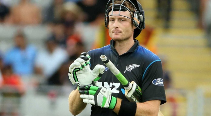 NZ's Guptill out of second ODI against Australia