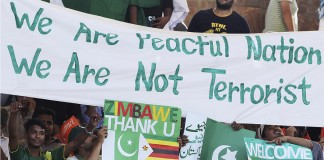 Malaysian cricket officials are pleased with security conditions in Pakistan