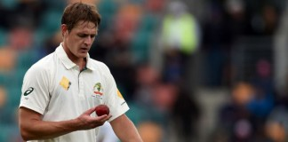 Aussie bowler suffers 'brain bleed' after hit