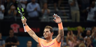 Nadal storms into Brisbane second round
