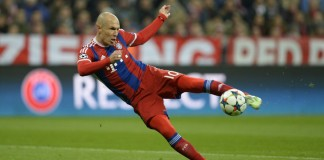 'Bayern have quality to win triple' - Robben
