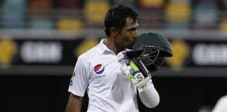 Asad Shafiq celebrates his 31st birthday