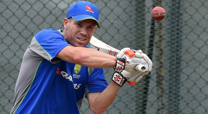 Hot shot Warner happy to rest for tough India test