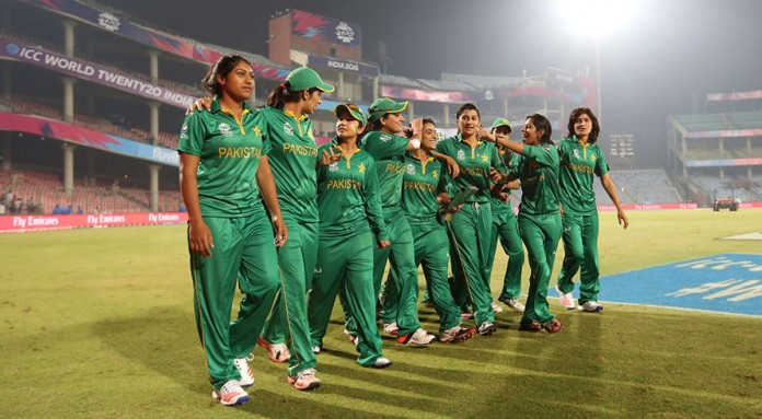 Pakistan women's team is ready for world cup qualifiers
