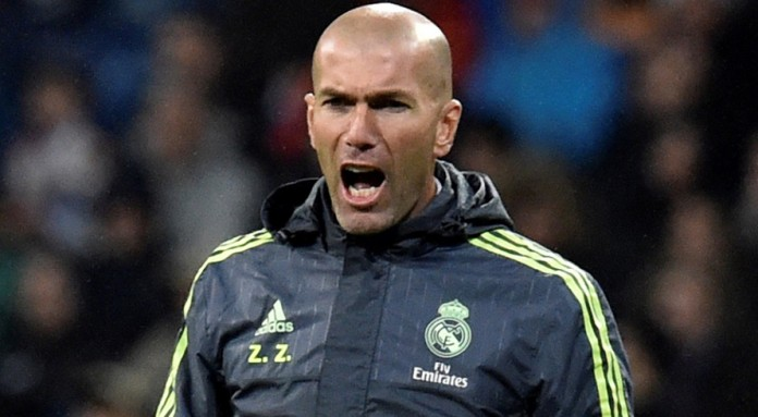 Real Madrid's ruthlessness will return - Zidane