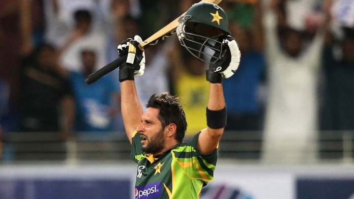 Will there be another Shahid Afridi? No, may be not like him