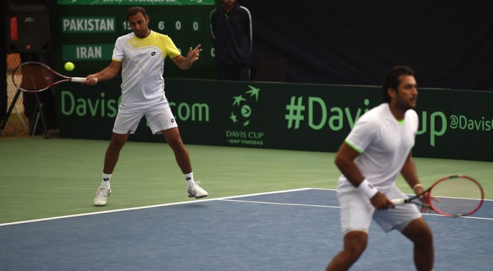 Aisam, Aqeel give Pakistan another win in Davis Cup
