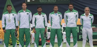 Davis Cup returns to victorious Pakistan
