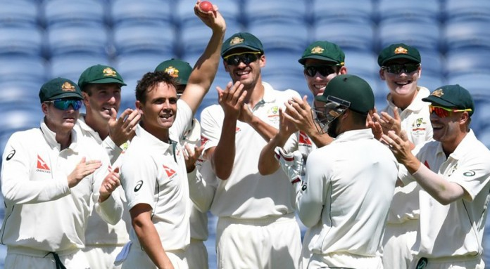 Australia unchanged for second India Test