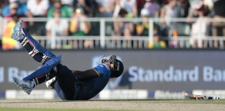 Sri Lanka skipper Mathews to miss Australia T-20 tour