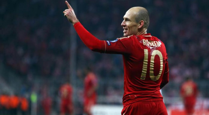 Bayern must raise game for Gunners - Robben