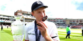 Root replaces Cook as England test captain