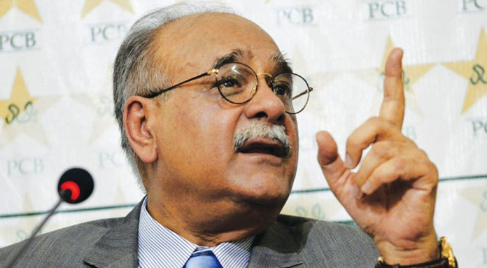 PSL final will be held in Lahore even in absence of foreign players, Sethi