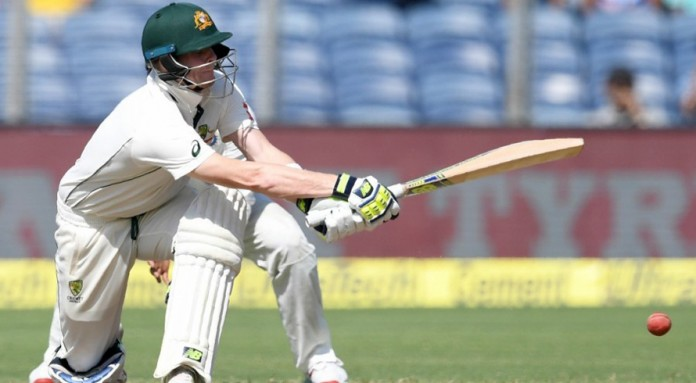 O'Keefe, Smith flatten India in 1st Test