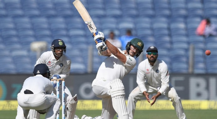 Renshaw, Starc revive Australia in India Test