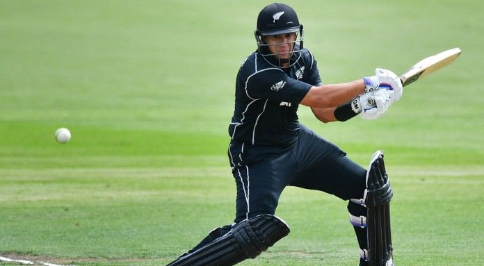 Record Taylor ton sees N.Zealand to S.Africa win